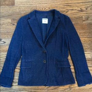 Old Navy women's soft casual blue blazer size MD